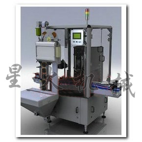 X5D Double Heads Automatic Vacuum Capping Machine